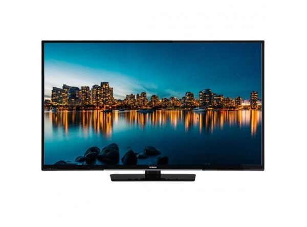 HITACHI 43HK4W64 43 inc 109 Ekran 4K UHD Smart Uydulu Wi-Fi LED TV